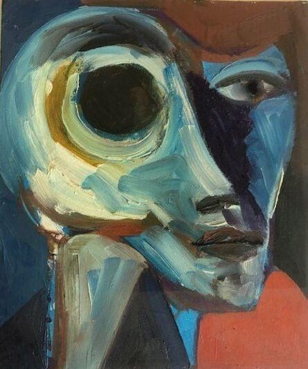 Eric Massholder, 'Tête', 1984