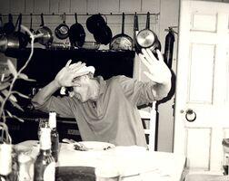 Andy Warhol, 'Andy Warhol, Photograph of Halston circa 1980', ca. 1980