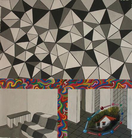 Patricio Cabrera, 'A casa do vizinho', 2014