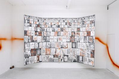 Marcin Dudek, 'Tablica', 2021