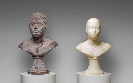 Janine Antoni, 'Lick and Lather', 1993-1994