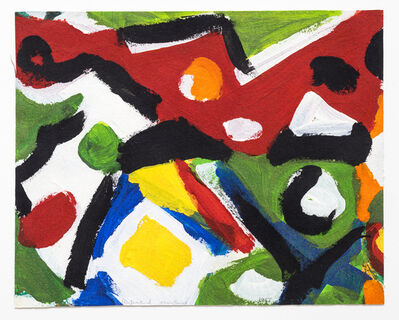 Kim MacConnel, 'Untitled', 1988
