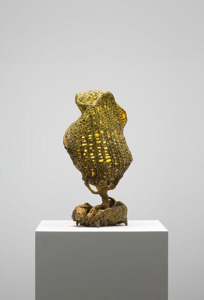 Nacho Carbonell, 'Yellow Light Bronze Mesh (119/2019)', 2019