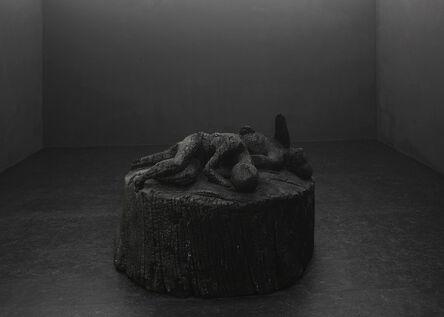 Aron Demetz, 'l'attimo fuggente', 2011