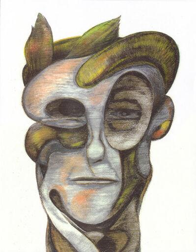 Art Paul, 'Head Study 25'