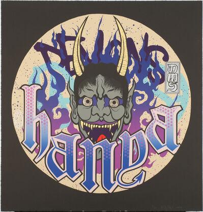 Gajin Fujita, 'Demon Hanya, State 1', 2004