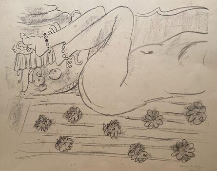Henri Matisse, 'NU. ÉTUDE D'UN MOVEMENT DES JAMBES (DUTHUIT 501)', 1929