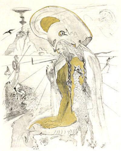 Salvador Dalí, 'Athena', 1963