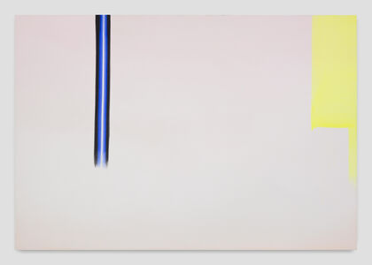 Wanda Koop, 'In Absentia (Soft Pink-Glowing Yellow)', 2016