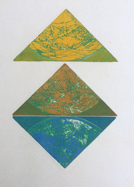 Terry Haass, 'Kaléidoscope 2', 1972