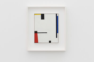 Fritz Glarner, 'Relational Painting ', 1943