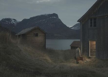 Ole Marius Jørgensen, 'The Old House (Vignettes of a Salesman)', 2016