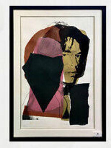 Andy Warhol, 'Mick Jagger F&S 139', 1975