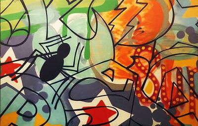 """CRASH (John """"Crash"""" Matos), 'GOTHAM', 2004"""