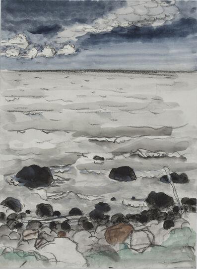 Lin Chuan-Chu, '跳石', 2010