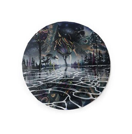 Jonas Pihl, 'Cosmic landscape I', 2020