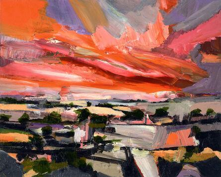 Simon Andrew, 'Westside Fields', 2020