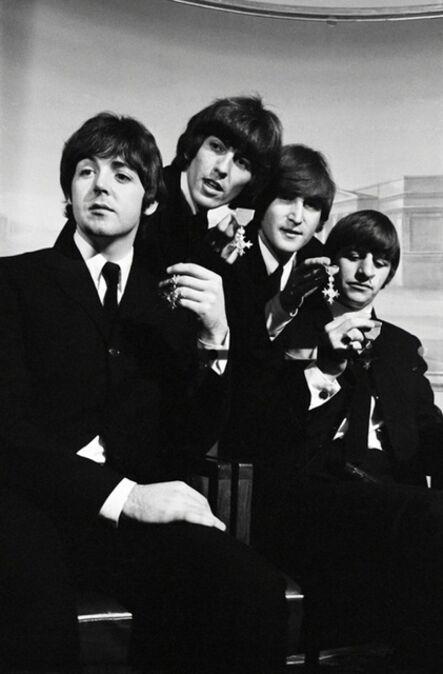 Julian Wasser, 'The Beatles, 1965, Time', ca. 1965