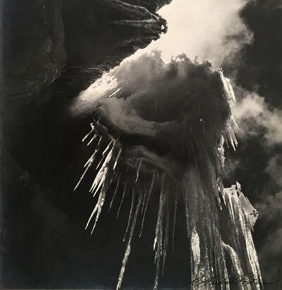 Armando Salas Portugal, 'Inside the Glacier, Iztaccihuatl Volcano, Puebla', 1941