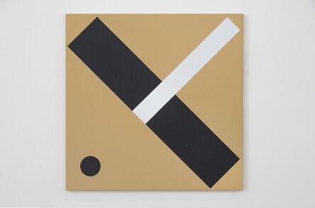 Tony Delap, 'Hamdonny', 2015