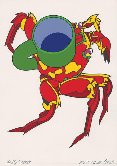 Ken Price, 'Crabcup Miniature', 1973