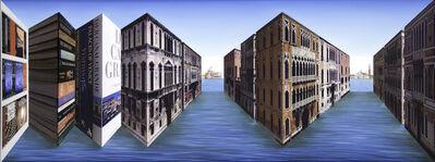 Patrick Hughes, 'Venice Volumes ', 2013