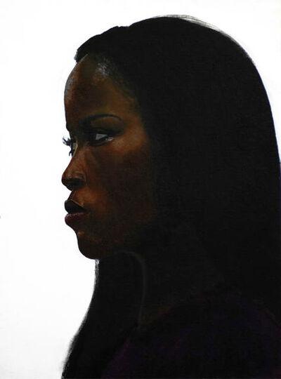 Kimathi Donkor, 'Njinga Study for When Shall We 3?', 2009