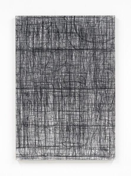 Tercerunquinto, 'Arqueología del muro político. Palimpsesto de estudios preliminares. Estudio de taller 2', 2017
