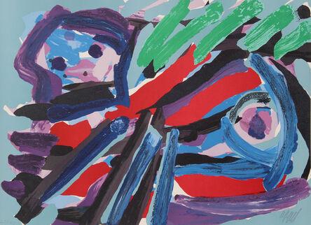 Karel Appel, 'Abstract Bird', 1979