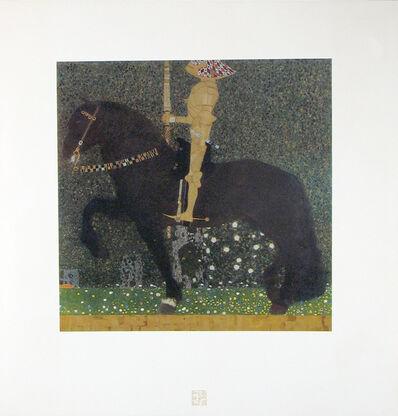 Gustav Klimt, 'The Golden Knight [Das Werk Gustav Klimts]', 1908-1914