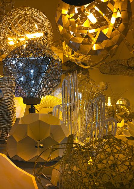 Olafur Eliasson, 'Model room, Installation view at Martin-Gropiys-Bau, Berlin', 2010