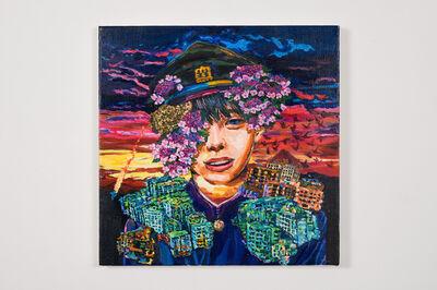 Yukiko Hata, 'Refugees', 2015