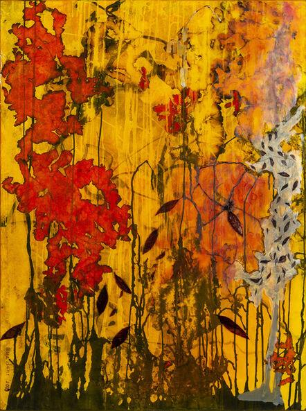 Mira Lehr, 'The Phantom of Golden Sunlight', 2020