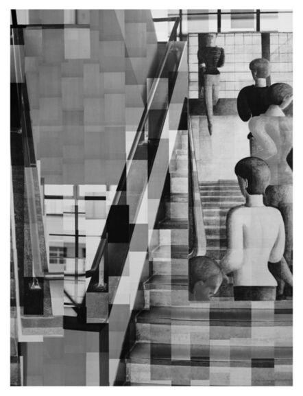 Katharina Gaenssler, 'MoMA_01/06', 2016