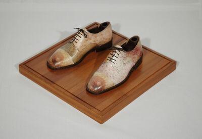 Robert Gligorov, 'Shoes', 1998