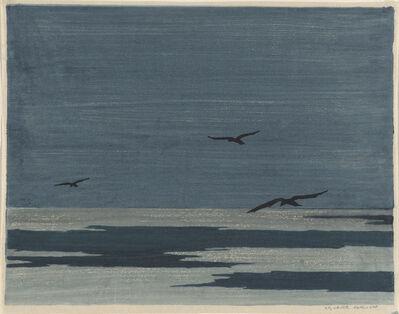 Elizabeth Colwell, 'Lake in Winter', 1909