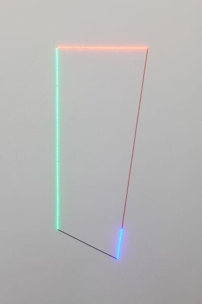 Haroon Mirza, 'Light Work xxxiv', 2019