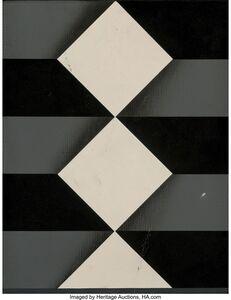 Yoshio Sekine, 'Abacus No. 170'