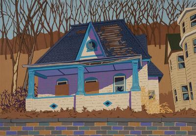 Joseph Opshinsky, 'Main Ave House', 2017