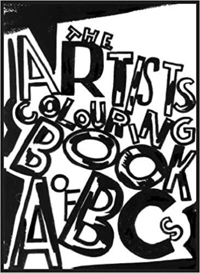 Tracey Emin, 'THE ARTISTS COLOURING BOOK OF ABCS', 2013