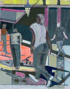 Michael Chittock, 'New Orleans Nights #22', 2018