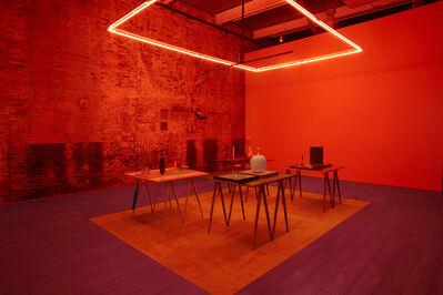 Alex Da Corte, 'Untitled (Buffet)', 2012