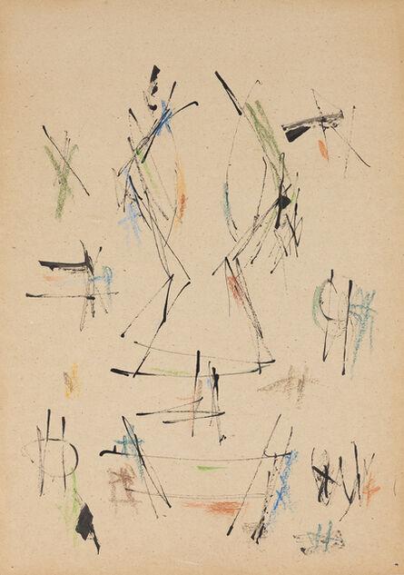 Ernest Mancoba, 'Untitled 6', ND