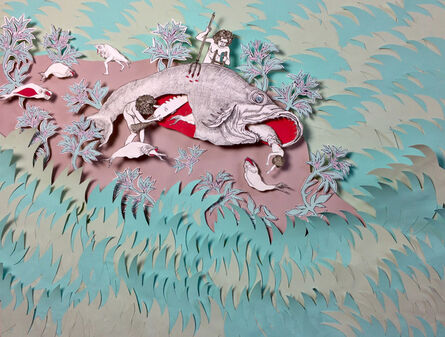 Sarah Slate, 'Catch and Release', 2018