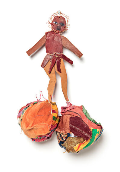 Marita Dingus, 'BALLS OF HER FEET', 2020