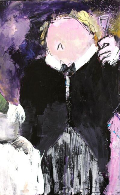 Gerdine Duijsens, 'Black Tie', 2014