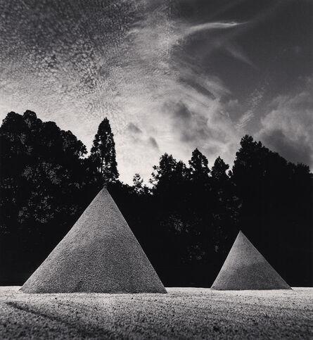 Michael Kenna, 'Sand Mounds, Kamigamojinja, Kyoto', 1987