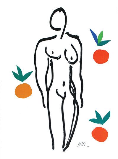 Henri Matisse, 'Nu aux Oranges', 1954