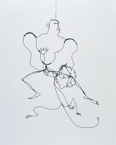Alexander Calder, 'Hercules and Lion', 1928