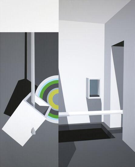 Alberto Lezaca, 'Plan de evasión', 2017